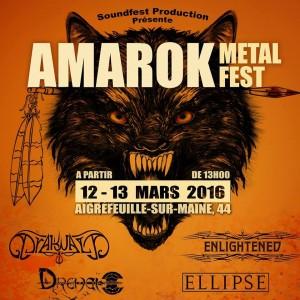 #14 Retour sur l'Amarok Metal Fest
