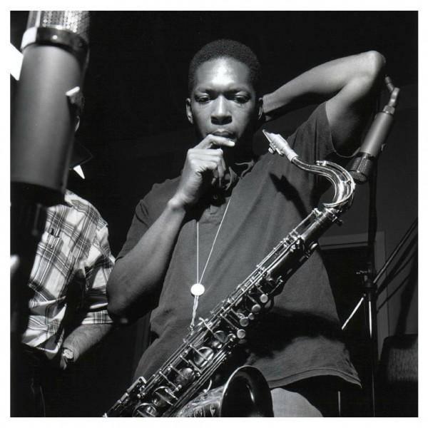 John Coltrane, géant du saxophone.