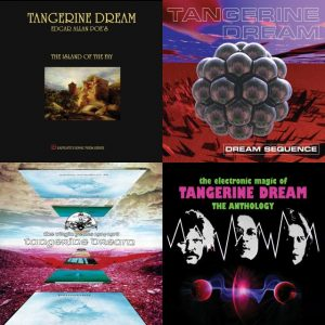 #14 Les allemands de Tangerine Dream