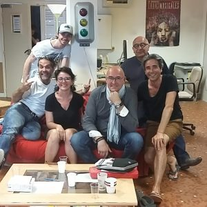 L'Afterwork du candidat Franck Cadeau