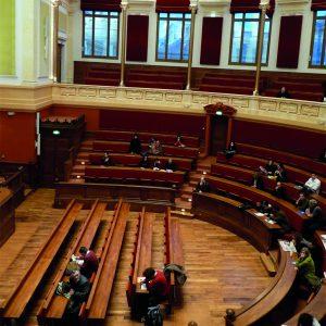 L'Université Populaire d'Angers, la conscience & Lotta Sea Lice